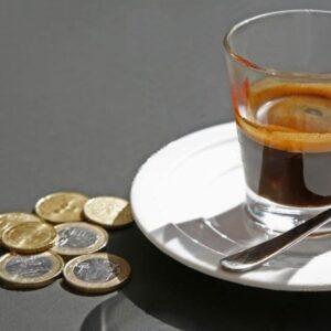 Coins for Espresso