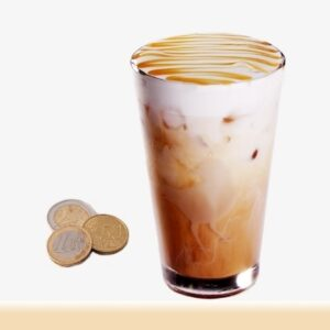 Coins for Latte