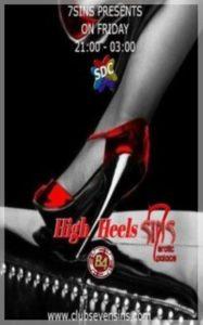 7sins high heels