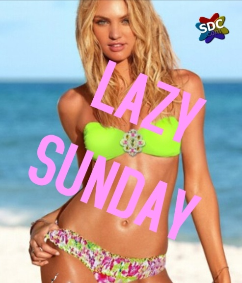 Lazy sunday bij EROROMA