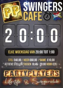 Swingers Cafe PartyPlayers